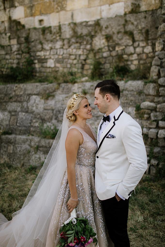 A stunning luxurious wedding