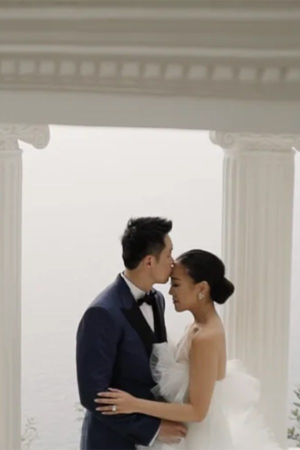 Dreamy wedding video in an idyllic venue in South Italy | Fei & Lincoln