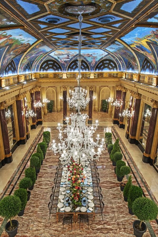 The perfect venue for a royal wedding | The Ritz Ballroom