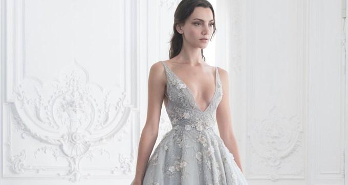 Stunning Paolo Sebastian wedding dresses Autumn/Winter 2018-19