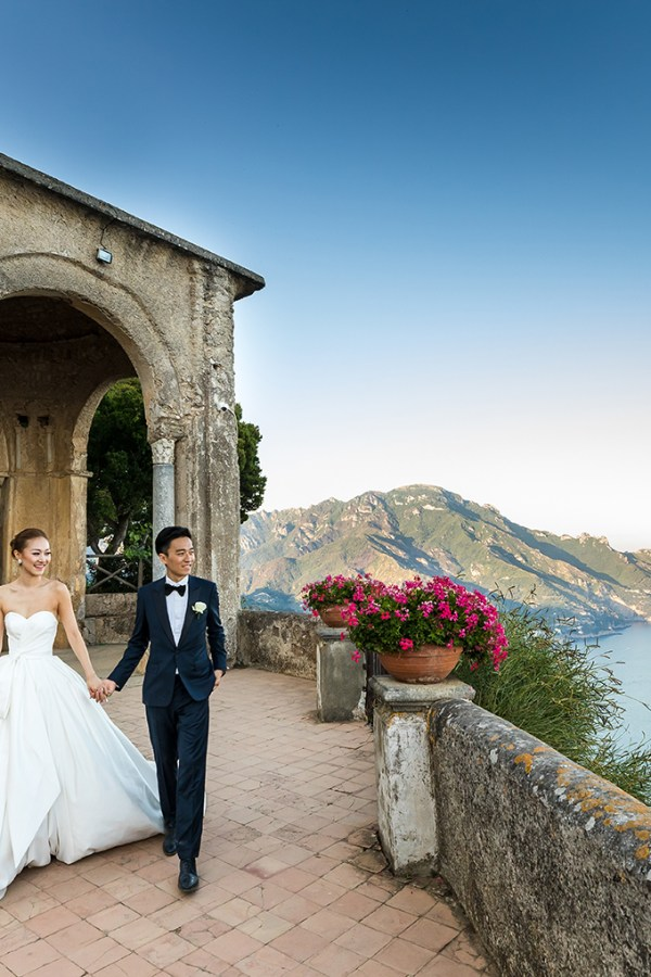 Gorgeous wedding in Amalfi Coast│Rachel & Fan
