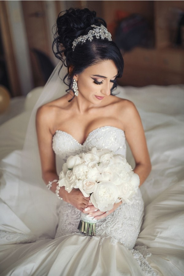 Glamorous Lebanese wedding | Nancy & David