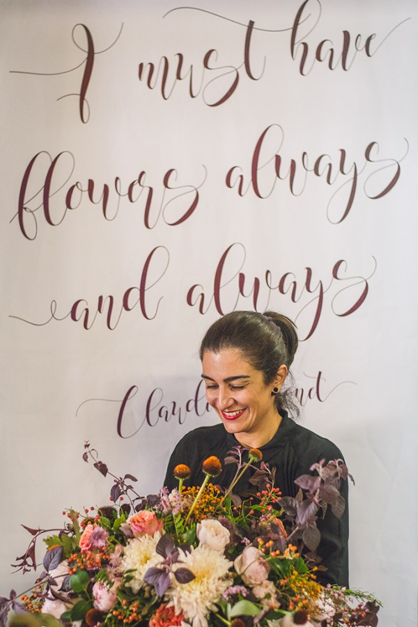Interview with Artemis Aristidou from Coveted Luxury Weddings and Events