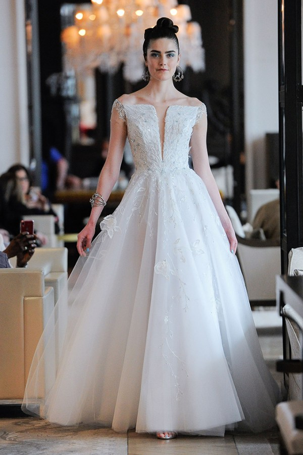 Gorgeous Bridal Collection by Ines Di Santo | Spring Collection 2020