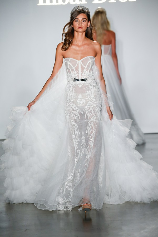 Stunning wedding gowns from Inbal Dror